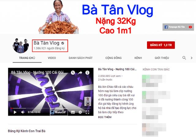 """Biết Bà Tân Vlog nổi tiếng lắm rồi, nhưng có cả """"các cháu lớn"""" thế này thì thật bất ngờ làm sao"""