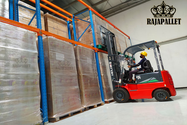 Pallet Plastik Meningkatkan Kinerja Operasional Gudang dan Logistik