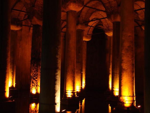 Gran cisterna de Estambul