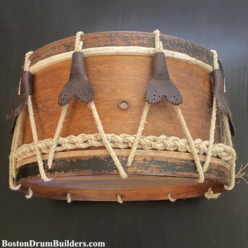 Thompson & Odell Drum, possibly by Manson Woodman ca. late 1870s
