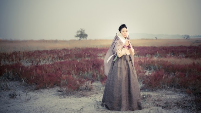 Lee Young Ae in 2016 k-drama Saimdang, the Herstory