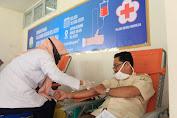 Pegawai RSJ Kumpulkan 66 Kantong Darah