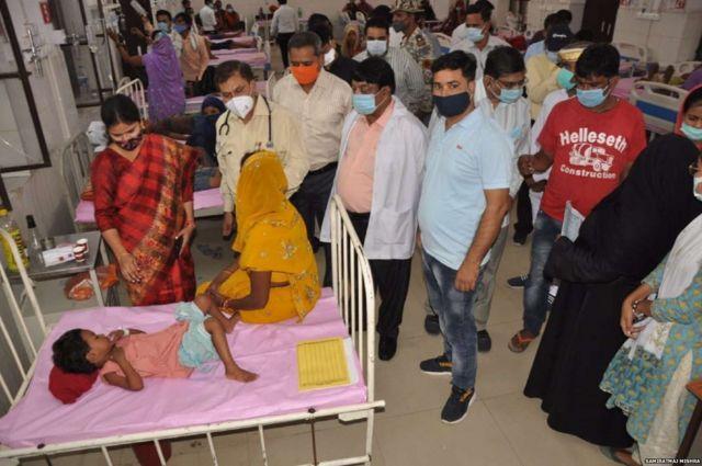 बिहार में बच्चों में वायरल बुखार ने बढ़ाई सरकार की चिंता, पांडेय बोले-सतर्क है विभाग
