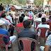 दुर्गा पूजा को लेकर मुरलीगंज थाना परिसर में शांति समिति की बैठक आयोजित