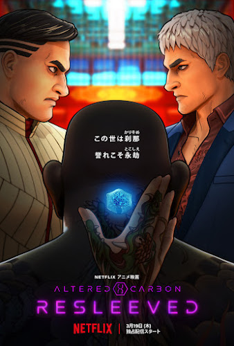 Altered Carbon: Resleeved (Web-DL 720p Dual Latino / Japones) (2020)