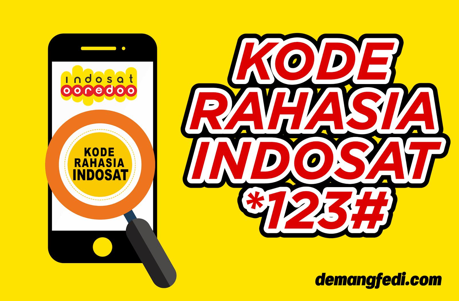Kode Rahasia Indosat