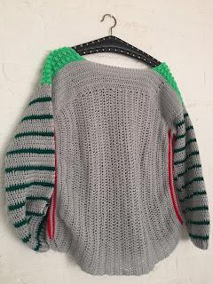 trui haken, gehaakte trui, sweater haken, gehaakte sweater,