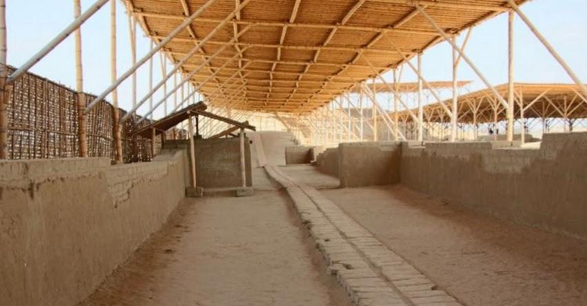 Daños en patrimonio arqueológico de Lambayeque fue moderado, informó la Unidad Ejecutora Naylamp