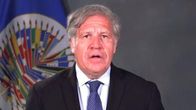 El polvorín que levantó Luis Almagro con la opción militar en Venezuela