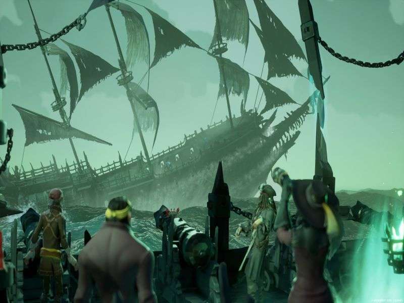 Sea of Thieves Highly Compressed Free Download