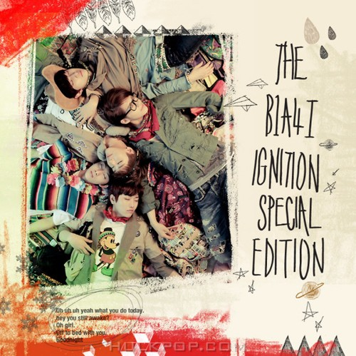 B1A4 – The B1A4 I (Ignition) [Special Edition] (ITUNES PLUS AAC M4A)