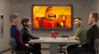 Tonton Promo Wreck-It Ralph 2 Bersama Imagine Dragons