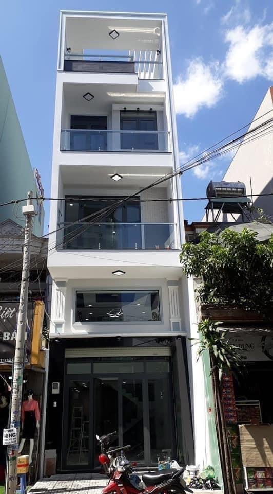 Bán nhà Mặt tiền Đường số 5 phường Bình Hưng Hòa quận Bình Tân