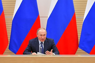 As long as I'm still the ruling president, gay marriage will not happen' - Russian President, Putin .