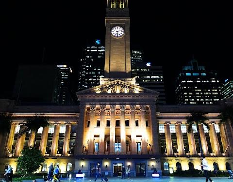 Sześć godzin w Brisbane