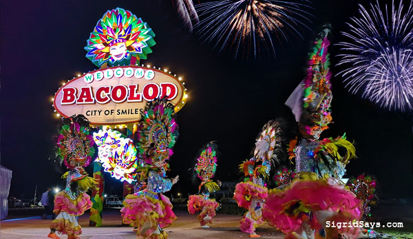 Bacolod blogger - Bacolod welcome marker- real estate - Megaworld