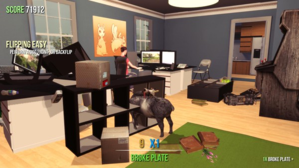 Goat Simulator pc full español