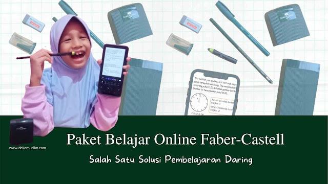 paket-belajar-online-faber-castell-fahima