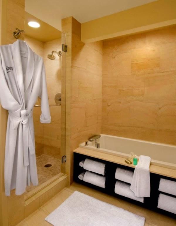 ideas para organizar baño