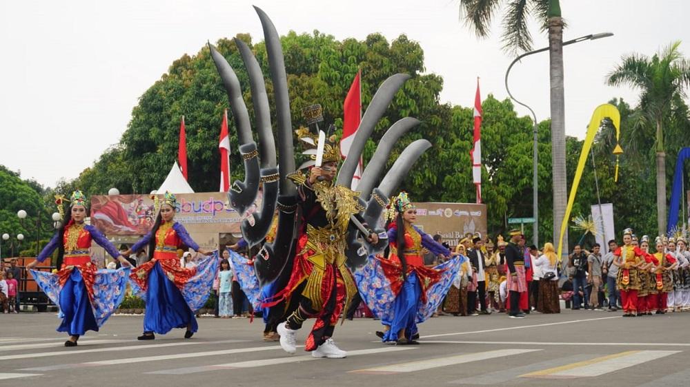 Festival Budaya Nusantara Ke-2 Jadi Semangat Masyarakat Kota Tangerang