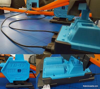 the brick castle hot wheels track builder system power. Black Bedroom Furniture Sets. Home Design Ideas