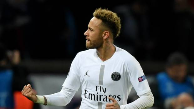 Neymar has finally rejoined training at Paris Saint-Germain