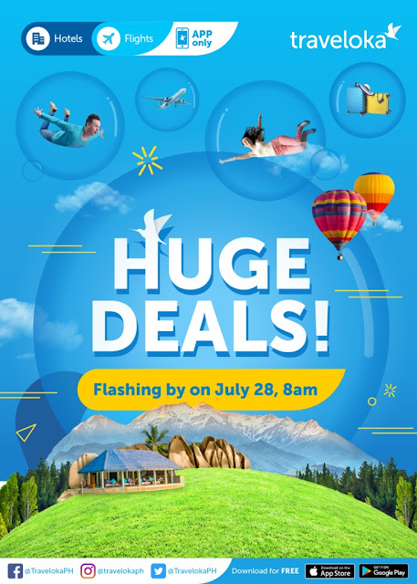 Traveloka Flash Sale for July 2017