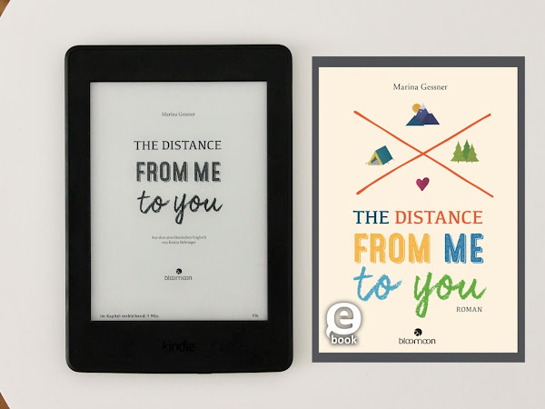 [Rezension] The Distance from me to you — Marina Gessner