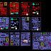 مكتبة بلوكات اوتوكاد جديدة 2 Autocad blocks