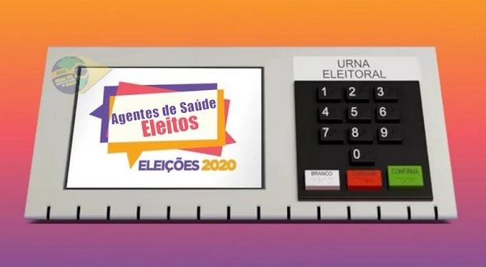 ELEIÇÕES 2020: Confira a lista dos Agentes de Saúde (ACS/ACE) eleitos no Brasil