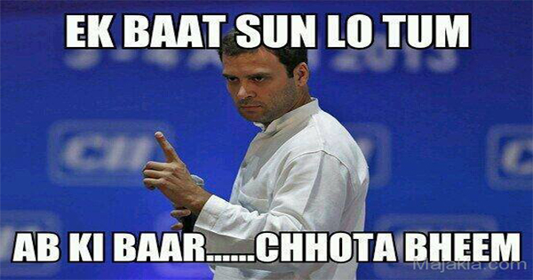 rahul gandhi funny moments
