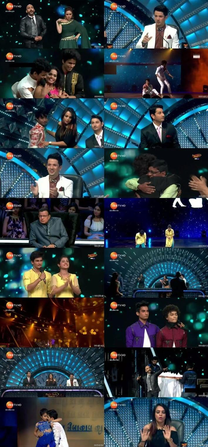 Dance India Dance 6 06 January 2018 Episode 18 HDTV 480p