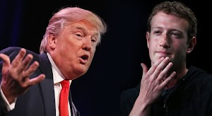 Facebook CEO,Mark Zuckerberg blast Donald Trump's over his policy to block Muslims and refugees