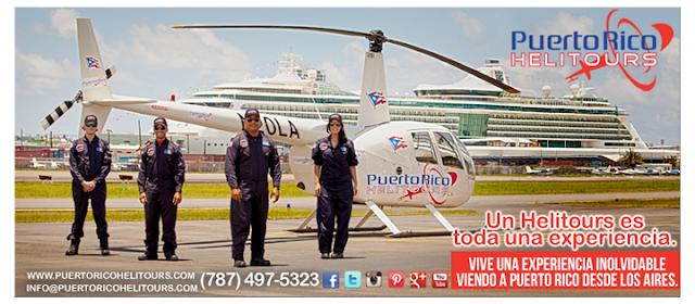 Helicopteros en Puerto Rico