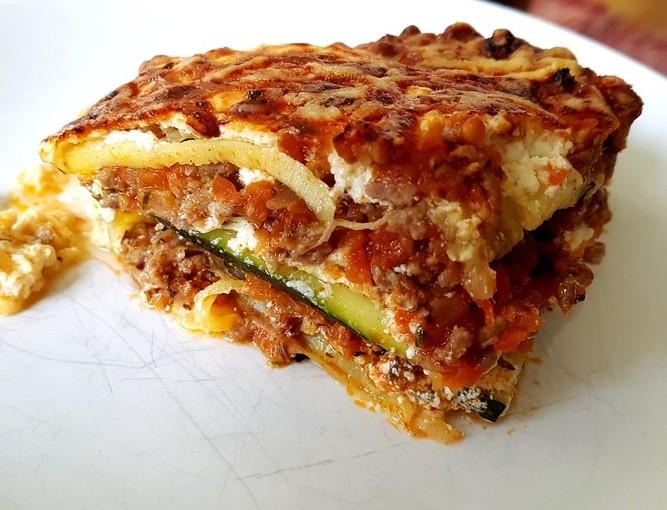 beste rezept zucchini lasagne. Black Bedroom Furniture Sets. Home Design Ideas
