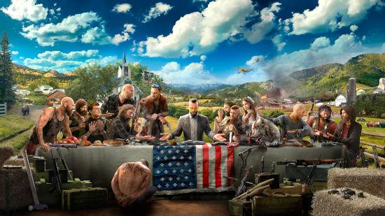 Far Cry 5 - La Cène - Full HD 1080p