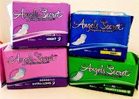 Pembalut Wanita Angel Secret
