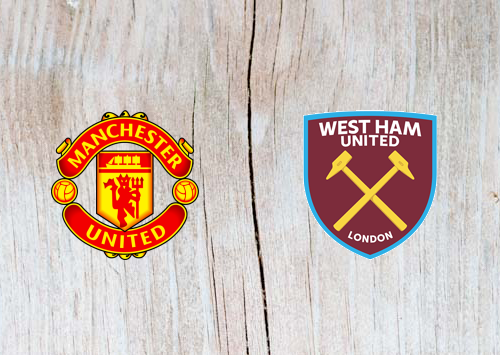 Manchester United vs West Ham - Highlights 13 April 2019