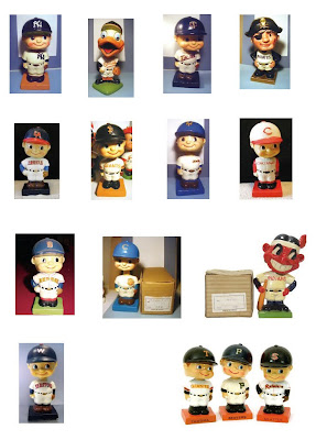 Original MLB Bobbleheads