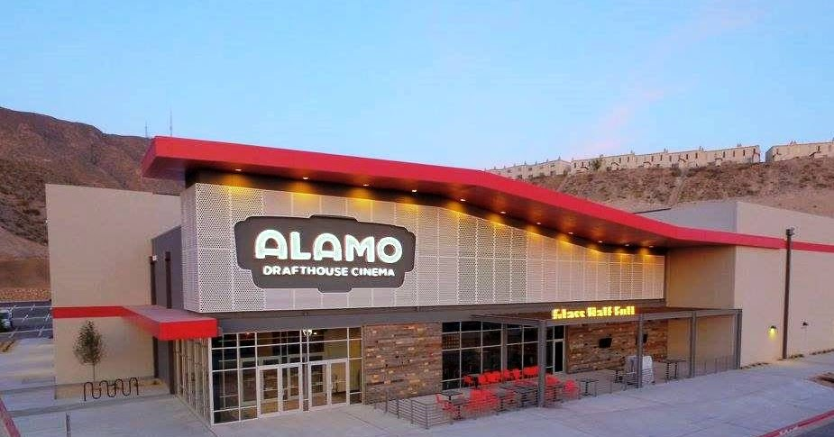 El paso development news alamo drafthouse now showing new for New homes el paso tx west side
