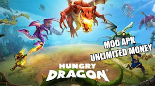 Download Hungry Dragon v2.4 MOD APK Unlimited Money