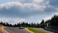 F1 Spa Francorchamps circuit 2018