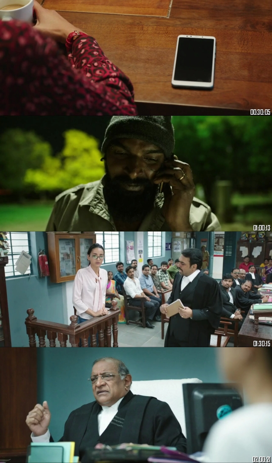 Nerkonda Paarvai 2019 UNCUT HDRip 720p 480p Dual Audio Hindi Full Movie Download
