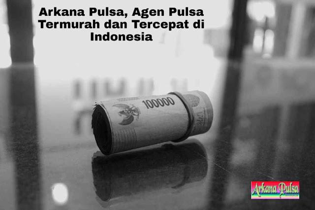Arkana Pulsa, Agen Pulsa Termurah dan Tercepat di Indonesia