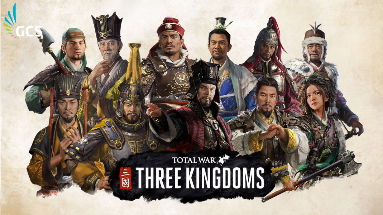 Total War Three Kingdoms Full Repack + Việt Hoá - www.infogatevn.com