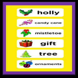 http://www.eslgamesplus.com/christmas-esl-vocabulary-memory-game-things-around-the-christmas-tree/