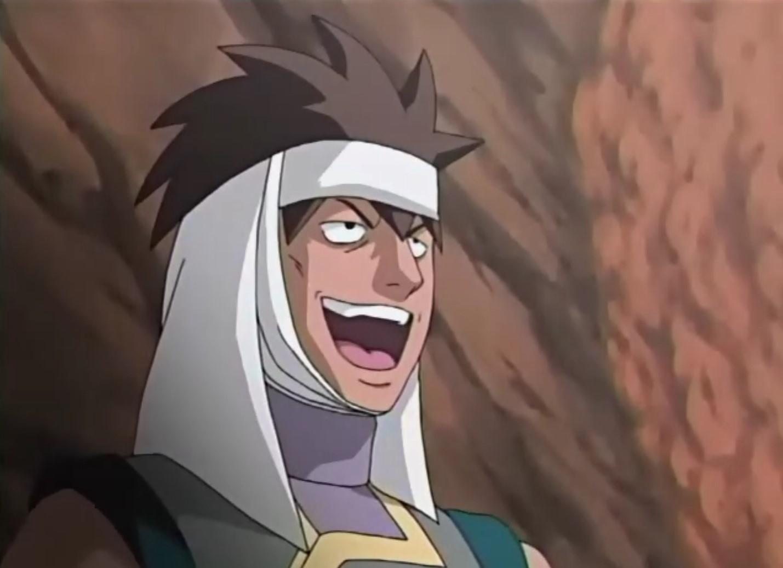 Naruto Episodio 210