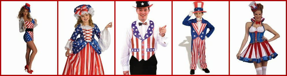 4 July Costumes