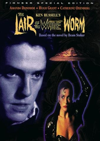 Poster Of (18+) The Lair of the White Worm 1988 720p Hindi WEB-DL Dual Audio