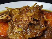 Resep Semur Daging